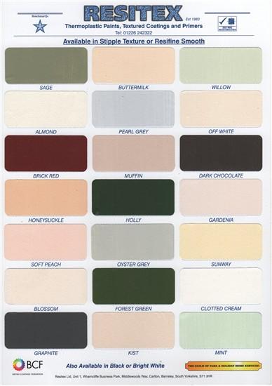 Resitex Colours