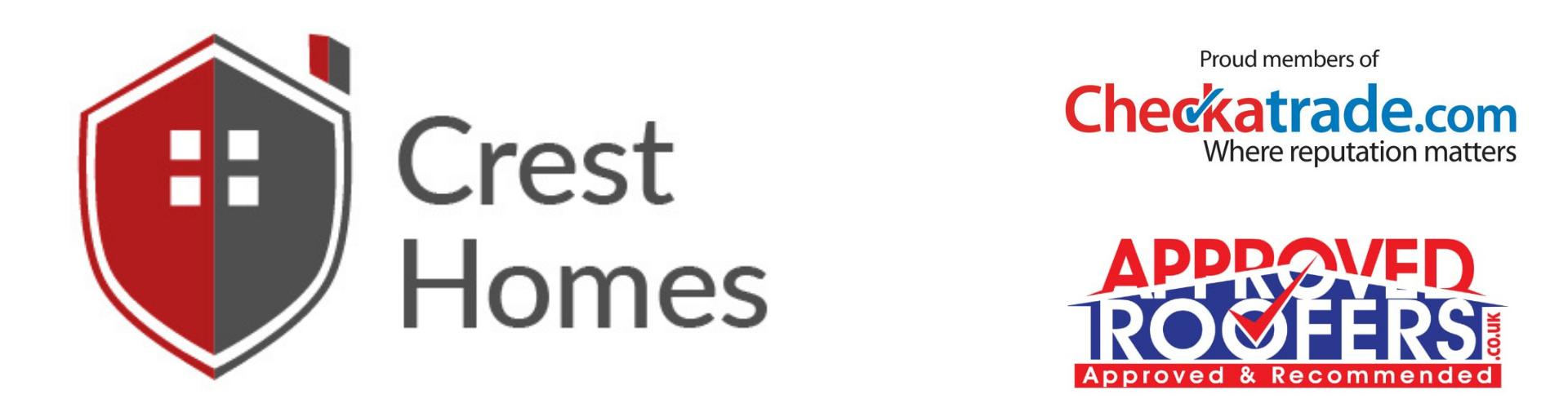 Crest Homes – 03300 229286